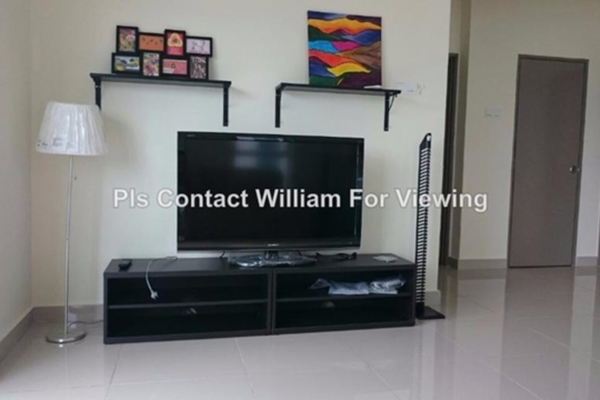 For Sale Condominium at Sri Pelangi, Setapak Leasehold Unfurnished 3R/2B 380k