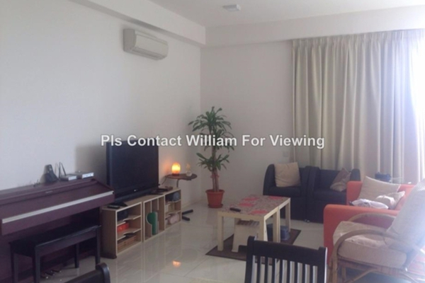 For Sale Condominium at Platinum Lake PV20, Setapak Leasehold Unfurnished 4R/2B 530k