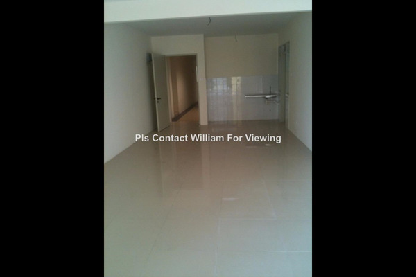 For Sale Condominium at Platinum Lake PV15, Setapak Leasehold Unfurnished 2R/0B 525k