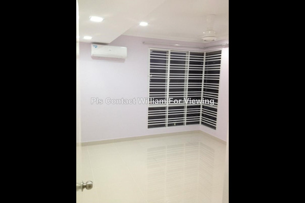For Sale Condominium at Platinum Hill PV2, Setapak Leasehold Unfurnished 4R/2B 560k