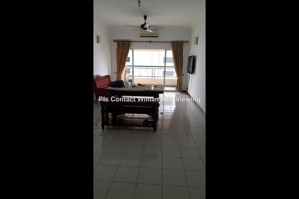 For Rent Condominium at Seri Maya, Setiawangsa Leasehold Semi Furnished 3R/2B 2k