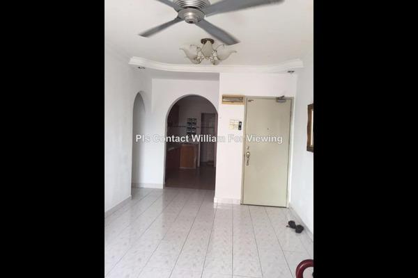 For Rent Condominium at Idaman Sutera, Setapak Leasehold Unfurnished 3R/2B 1k