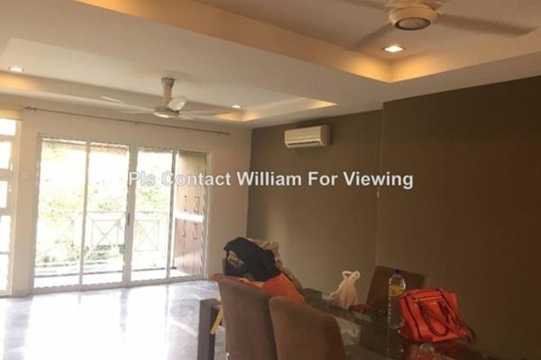 For Sale Condominium at Sri Ayu, Setiawangsa Leasehold Semi Furnished 3R/2B 520k