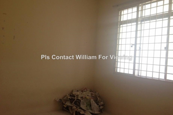 For Sale Condominium at Platinum Hill PV3, Setapak Leasehold Unfurnished 4R/2B 480k