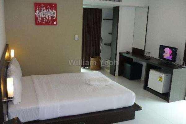 For Sale Condominium at Diamond Residences, Setapak Leasehold Semi Furnished 3R/2B 500k