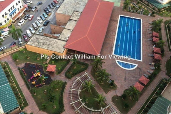 For Sale Condominium at Prima Setapak I, Setapak Leasehold Unfurnished 3R/2B 435k