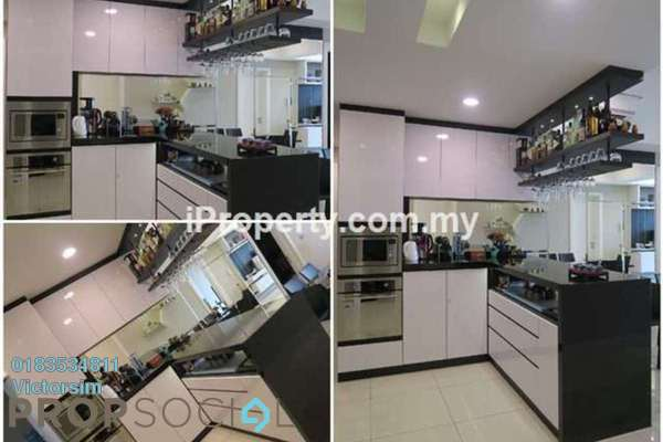 For Rent Condominium at Icon Residence, Dutamas Freehold Fully Furnished 2R/3B 8.5k
