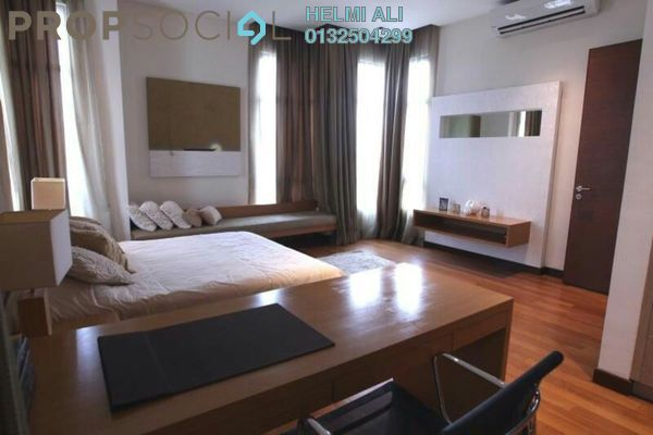 For Sale Bungalow at BayRocks, Bandar Sunway Leasehold Fully Furnished 5R/6B 5m