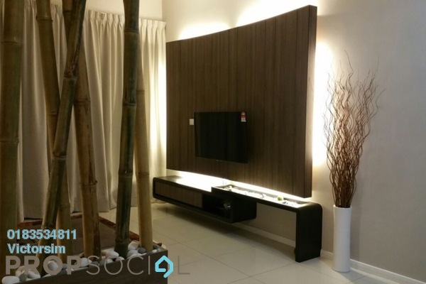For Sale Condominium at Icon Residence (Mont Kiara), Dutamas Freehold Fully Furnished 2R/3B 1.35m