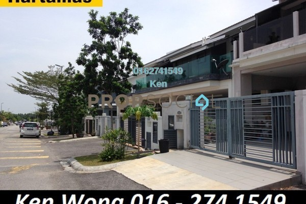 For Sale Terrace at Puteri 6, Bandar Puteri Puchong Freehold Unfurnished 4R/4B 1.17m