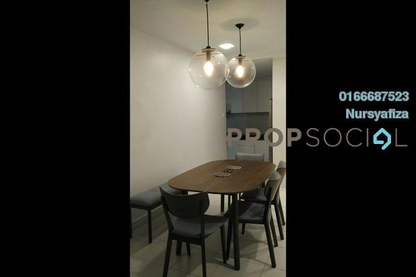 For Sale Condominium at Amara, Batu Caves Freehold Semi Furnished 3R/2B 410k