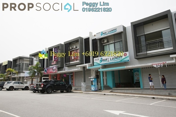 For Sale Shop at BSC Waterfront, Bandar Seri Coalfields Freehold Unfurnished 0R/4B 950k