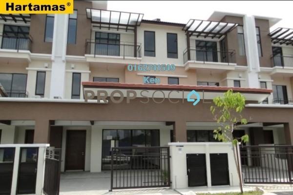 For Sale Terrace at Mutiara Bukit Jalil, Bukit Jalil Freehold Semi Furnished 5R/6B 1.28m