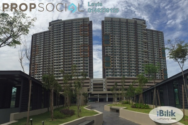 For Rent Condominium at Dex @ Kiara East, Jalan Ipoh Leasehold Fully Furnished 2R/1B 1.9k