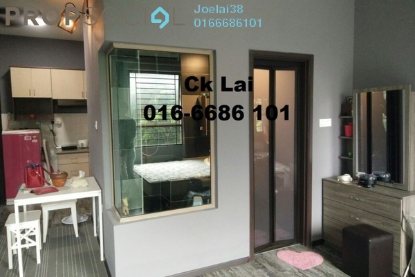 For Sale Condominium at Ritze Perdana 1, Damansara Perdana Leasehold Fully Furnished 1R/1B 290k