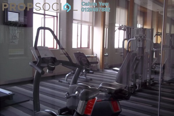 For Rent Condominium at Residency Mutiara, Brickfields Freehold Fully Furnished 3R/2B 2k