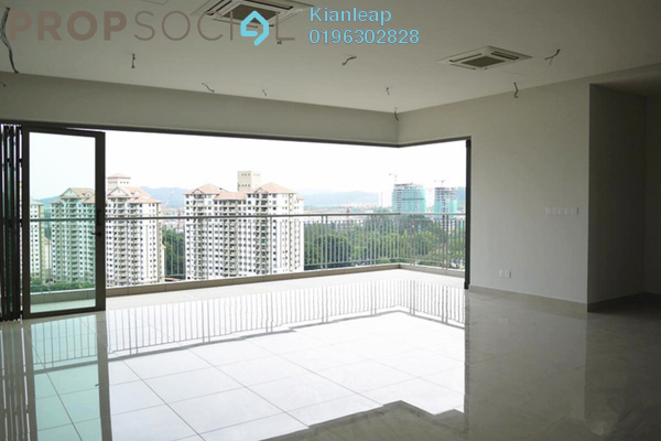 For Sale Condominium at The Link, Bukit Jalil Freehold Semi Furnished 3R/4B 1.45m