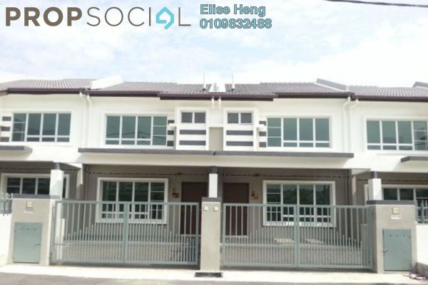 For Sale Terrace at Hillpark, Semenyih Freehold Unfurnished 4R/3B 580k