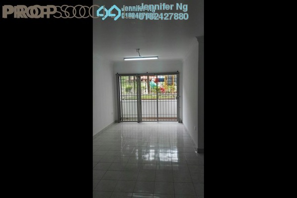 For Sale Apartment at Flora Damansara, Damansara Perdana Leasehold Unfurnished 3R/2B 199k