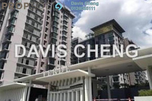For Sale Condominium at Verde, Ara Damansara Freehold Semi Furnished 3R/2B 865k