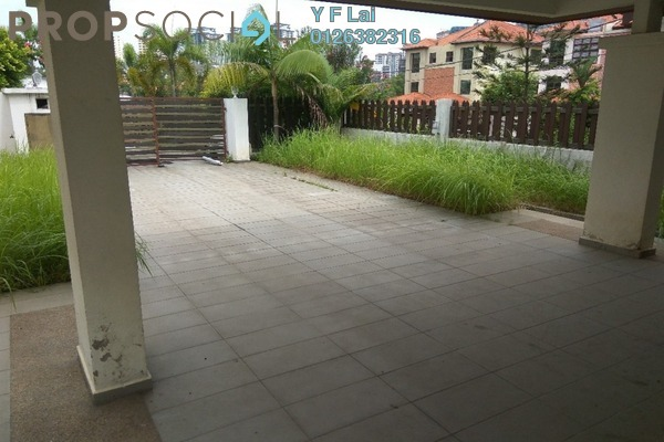 For Sale Semi-Detached at Taman Yarl, Old Klang Road Freehold Semi Furnished 5R/5B 1.8m