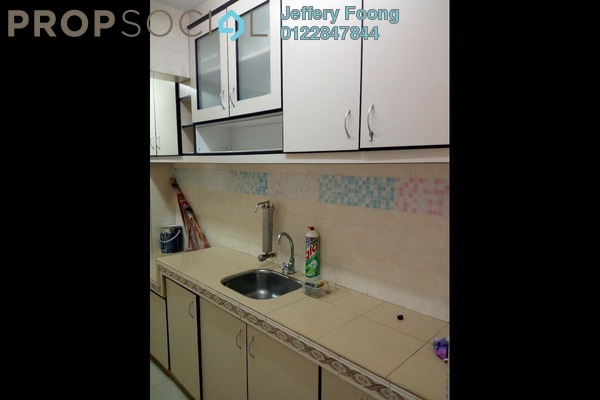For Sale Apartment at Taman Sri Sentosa, Old Klang Road Leasehold Semi Furnished 3R/1B 135k