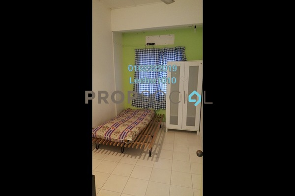 For Rent Terrace at Taman Bukit Desa, Kepong Freehold Semi Furnished 3R/2B 1.4k