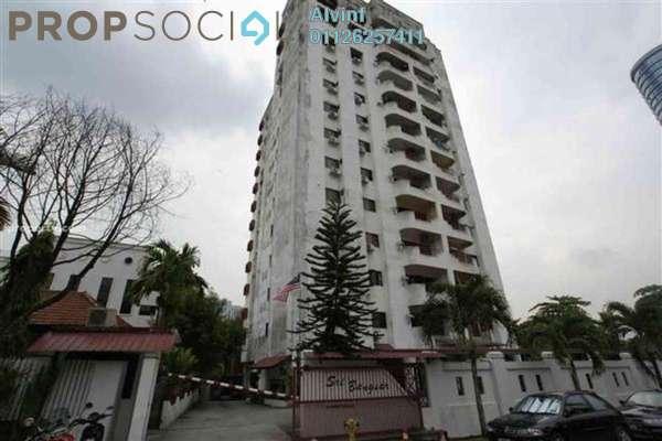 For Sale Condominium at Sri Bangsar Apartment, Bangsar Freehold Fully Furnished 3R/2B 650k