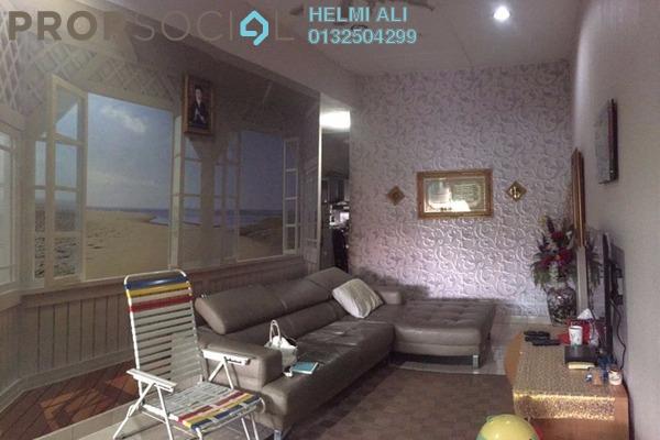 For Sale Terrace at Taman Alam Permai, Kota Kemuning Freehold Semi Furnished 3R/2B 360k