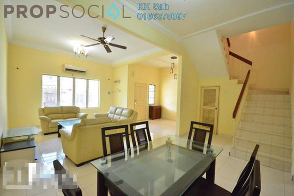 For Rent Link at Bandar Puteri Klang, Klang Freehold Fully Furnished 4R/3B 1.9k