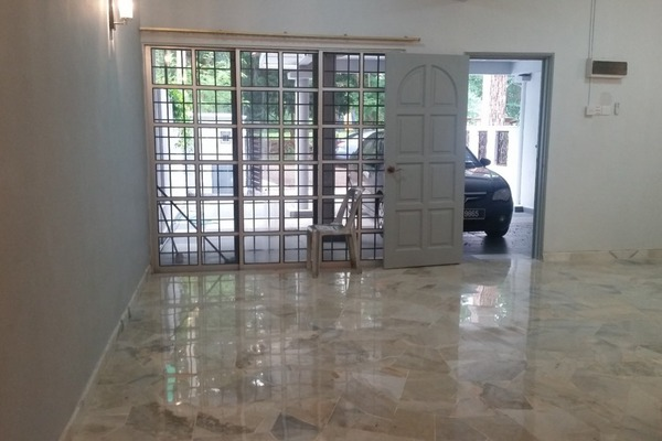 For Rent Terrace at Taman Melawati, Melawati Leasehold Semi Furnished 3R/2B 2.3k