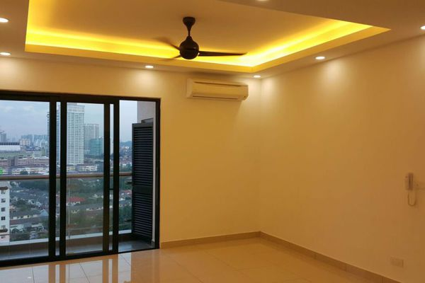 For Sale Condominium at Park 51 Residency, Petaling Jaya Leasehold Semi Furnished 4R/3B 585k