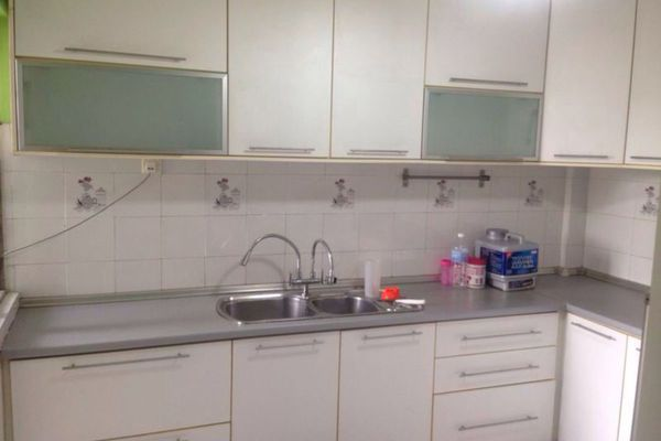 For Sale Condominium at Sunway Court, Bandar Sunway Leasehold Fully Furnished 3R/2B 420k