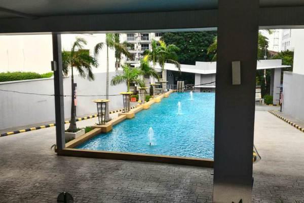 For Rent Condominium at Sterling, Kelana Jaya Leasehold Semi Furnished 3R/2B 2.6k