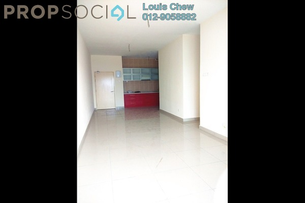 For Rent Condominium at OUG Parklane, Old Klang Road Freehold Semi Furnished 3R/2B 1k