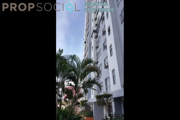 For Sale Condominium at D'Aman Ria, Ara Damansara Freehold Unfurnished 3R/2B 540k