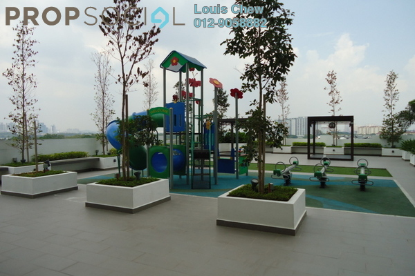 For Rent Condominium at USJ One Park, UEP Subang Jaya Leasehold Fully Furnished 3R/2B 2.4k