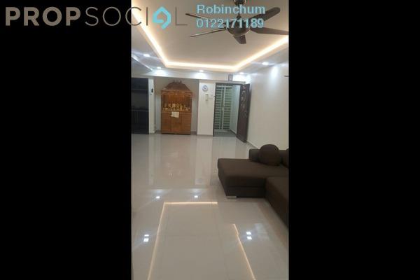 For Sale Condominium at Sri Jati II, Old Klang Road Freehold Semi Furnished 3R/2B 580k