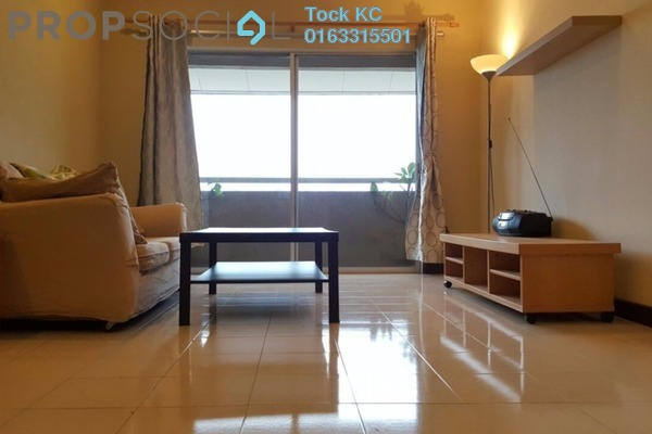 For Rent Condominium at Segar View, Cheras Freehold Semi Furnished 3R/2B 1.5千