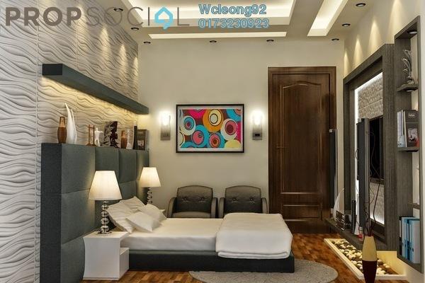 For Sale SoHo/Studio at Bandar Rinching, Semenyih Freehold Fully Furnished 2R/2B 257k