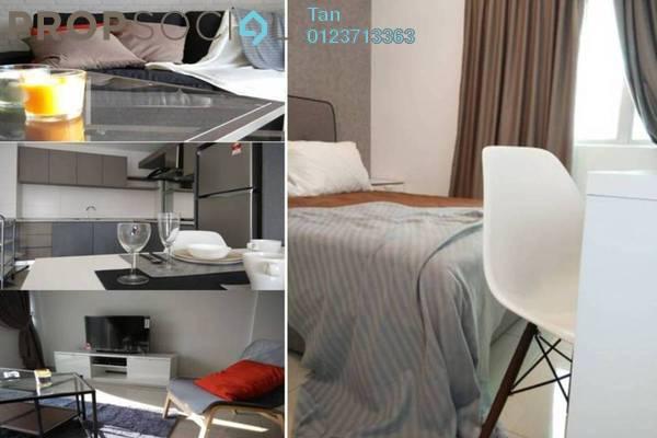 For Rent Condominium at Jadite Suites, Kajang Freehold Fully Furnished 2R/2B 2k