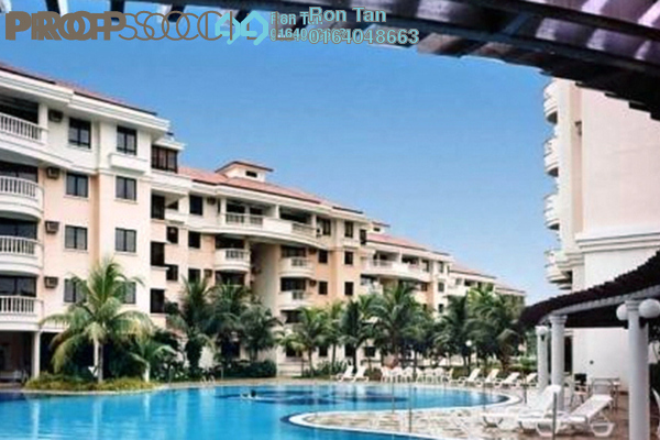 For Sale Condominium at Sri York, Georgetown Freehold Fully Furnished 3R/2B 1.1m