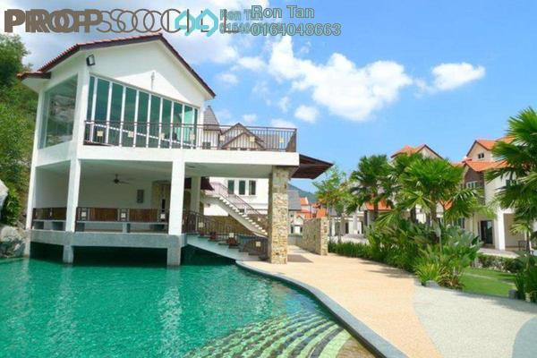 For Sale Bungalow at Asia Hills, Bukit Jambul Leasehold Fully Furnished 6R/5B 1.95m