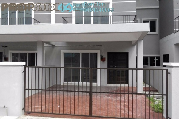 For Sale Terrace at Novus Park, Balik Pulau Freehold Unfurnished 5R/5B 710k