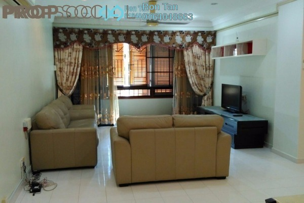 For Sale Condominium at Bellisa Court, Pulau Tikus Freehold Semi Furnished 3R/2B 1.38m