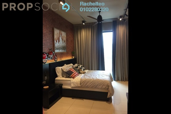 For Rent Condominium at Nadi Bangsar, Bangsar Freehold Fully Furnished 1R/1B 3.5k