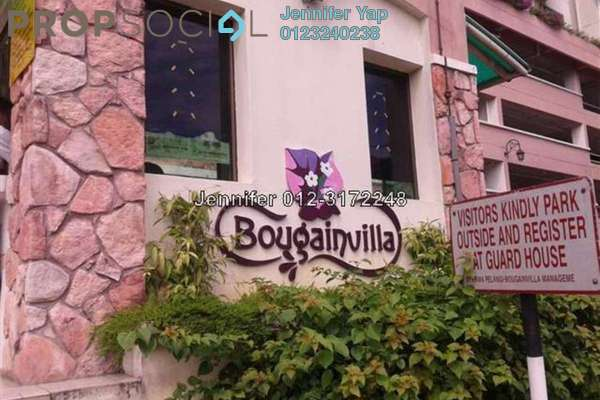 For Sale Condominium at Bougainvilla, Segambut Freehold Unfurnished 3R/2B 430k