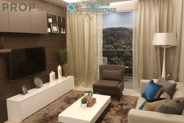 For Sale Serviced Residence at Sunway Pyramid, Bandar Sunway Freehold Semi Furnished 2R/1B 359k