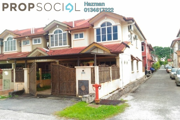 For Sale Terrace at Taman Pelangi Semenyih, Semenyih Freehold Semi Furnished 4R/3B 420k
