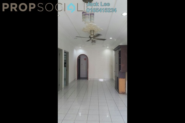 For Sale Terrace at Taman Perling, Nusajaya Freehold Fully Furnished 4R/2B 400k